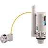 "Push Button Flush valve with 300mm Cable (Fits 1.5"" Outlet) profile small image view 1"