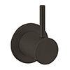 Crosswater MPRO Industrial 2 Way Diverter - Carbon Black - PRI0007WM profile small image view 1