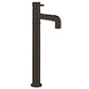 Crosswater MPRO Industrial Tall Monobloc Basin Mixer - Carbon Black - PRI112DNM profile small image view 1