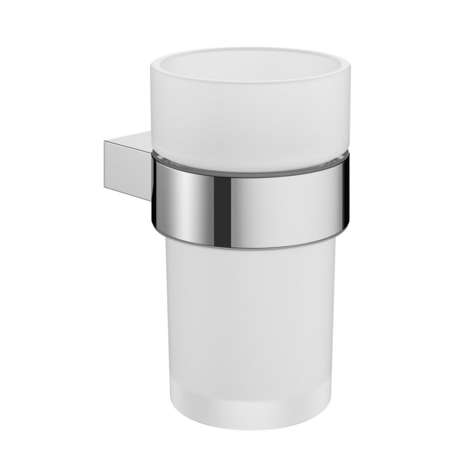 Crosswater - Mike Pro Tumbler Holder - Chrome - PRO003C profile large image view 1