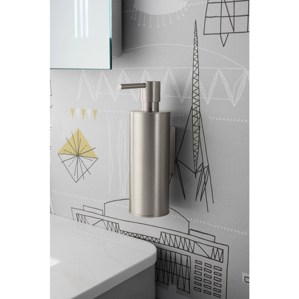Crosswater - Mike Pro Soap Dispenser - Chrome - PRO011C profile large image view 2