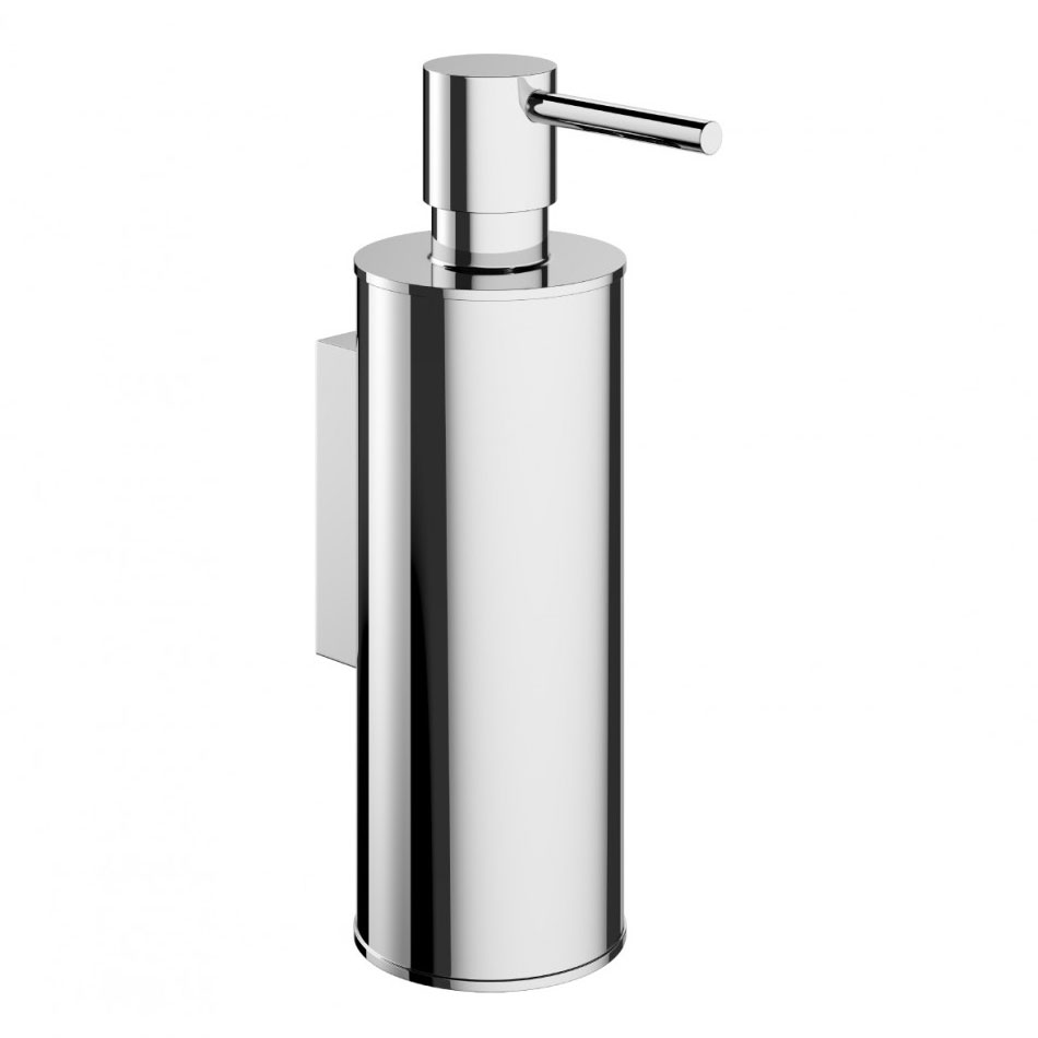 Crosswater - Mike Pro Soap Dispenser - Chrome - PRO011C profile large image view 1
