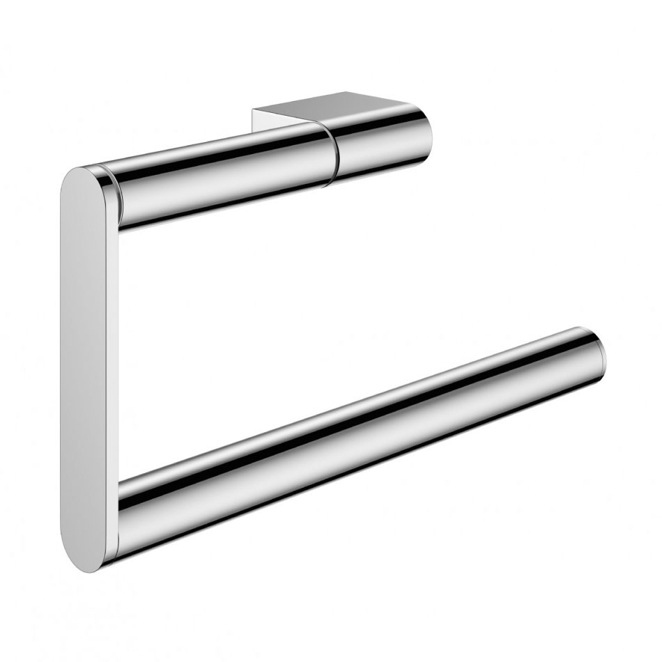 Crosswater - Mike Pro Towel Ring - Chrome - PRO013C Large Image