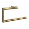 Crosswater MPRO Towel Ring - Brushed Brass - PRO013F Medium Image