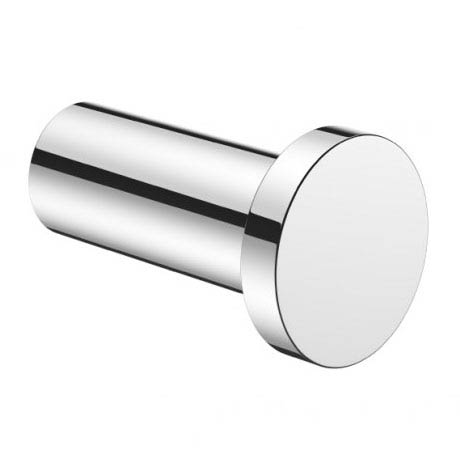 Crosswater - Mike Pro Robe Hook - Chrome - PRO021C profile large image view 1