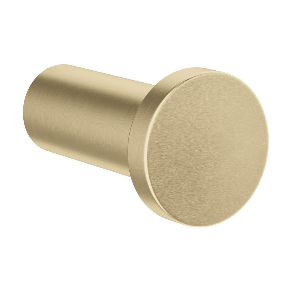 Crosswater MPRO Robe Hook - Brushed Brass - PRO021F