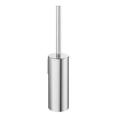 Crosswater - Mike Pro Toilet Brush Holder - Chrome - PRO025C