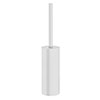 Crosswater MPRO Toilet Brush Holder - Matt White - PRO025W+ profile small image view 1