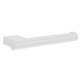 Crosswater MPRO Toilet Roll Holder - Matt White - PRO029W+