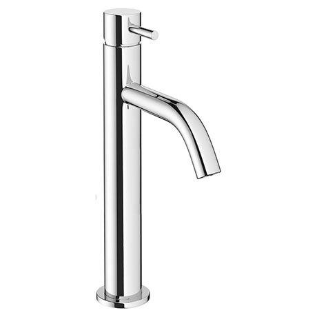Crosswater MPRO Tall Monobloc Basin Mixer - Chrome - PRO112DNC