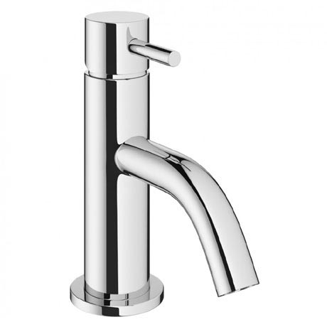 Crosswater - Mike Pro Mini Monobloc Basin Mixer - Chrome - PRO114DNC