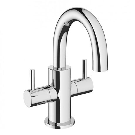 Crosswater - Mike Pro Mini Monobloc Basin Mixer - Chrome - PRO118DNC
