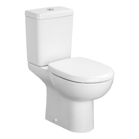 Armitage Shanks Profile 21 Close Coupled WC + Standard Seat