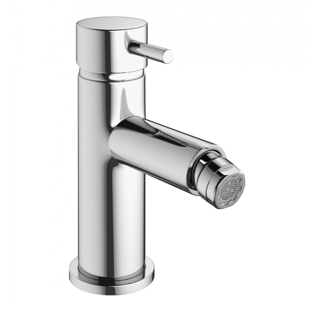 Crosswater - Mike Pro Monobloc Bidet Mixer - Chrome - PRO210DPC profile large image view 1