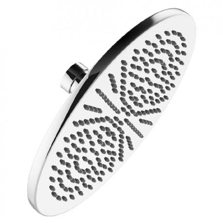 Crosswater - Mike Pro 300mm Round Fixed Showerhead - Chrome - PRO300C