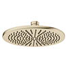 Crosswater MPRO 300mm Round Fixed Showerhead - Brushed Brass - PRO300F profile small image view 1