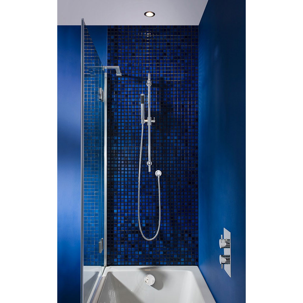 Crosswater - Mike Pro Shower Kit - Chrome - PRO803C Profile Large Image