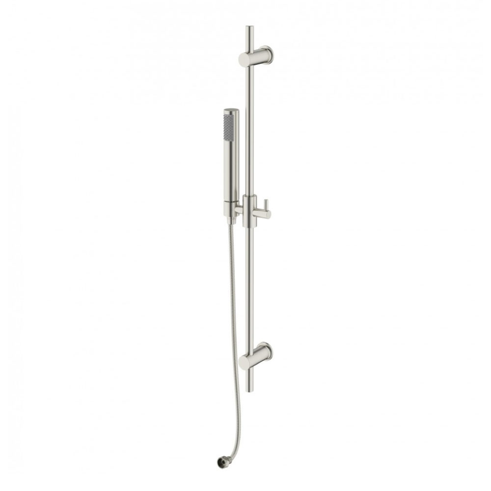 Crosswater - Mike Pro Shower Kit - Brushed Stainless Steel - PRO803V Large Image