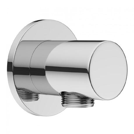 Crosswater - Mike Pro Wall Outlet Elbow - Chrome - PRO953C