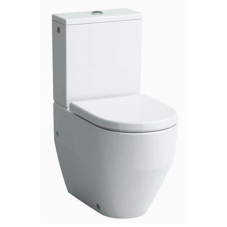 Laufen - Pro Close Coupled Toilet (Back to Wall) - PROWC3