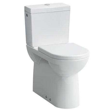 Laufen - Pro Comfort Height Close Coupled Toilet - PROWC4
