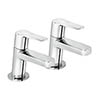 Bristan - Pisa Basin Taps - Chrome - PS2-1/2-C profile small image view 1