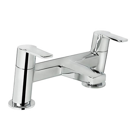 Bristan - Pisa Bath Filler - Chrome - PS-BF-C