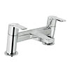 Bristan - Pisa Bath Filler - Chrome - PS-BF-C Medium Image