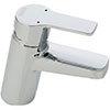 Bristan - Pisa Basin Mixer With Clicker Waste - Chrome - PS2-BAS-C profile small image view 1
