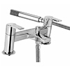 Bristan - Pisa Bath Shower Mixer - Chrome - PS2-BSM-C profile small image view 1