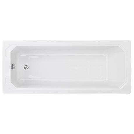 Art Deco 1700 x 700 Single Ended Bath