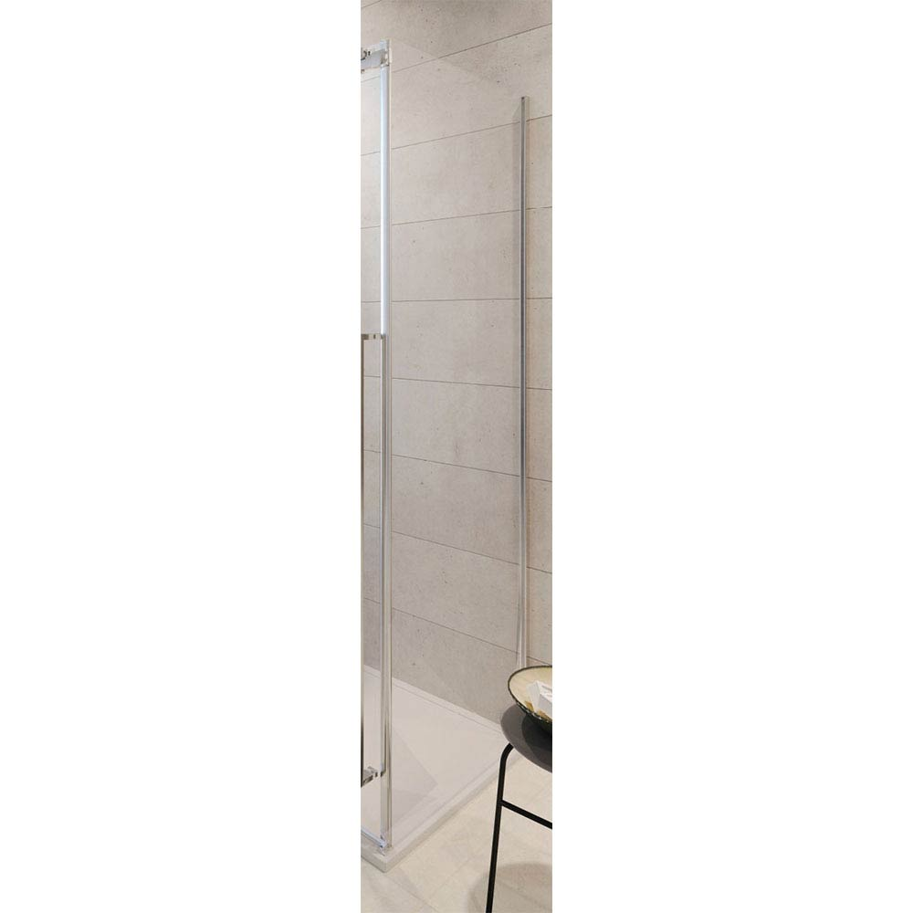 Simpsons Pier Side Panel for Sliding Shower Door profile large image view 1