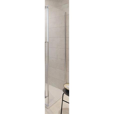 Simpsons Pier Side Panel for Sliding Shower Door