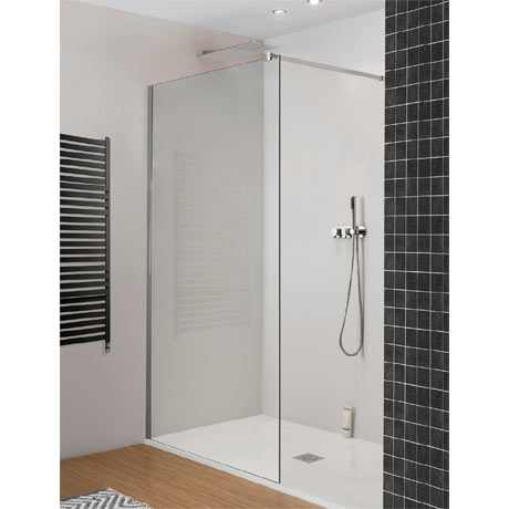Simpsons Pier Walk In Shower Panel