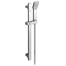 Plaza Square Slide Rail Kit - Chrome Medium Image
