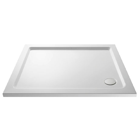 Hudson Reed Pearlstone Rectangular Shower Tray