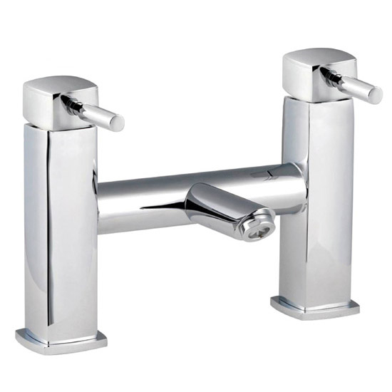 Series C Bath Filler - Chrome - PT353 Large Image