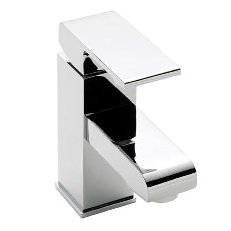 Ultra Series P Mono Basin Mixer Tap Inc. Waste - Chrome - PTY365