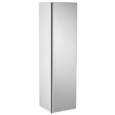 Roper Rhodes 320mm Mirrored Storage Unit - Gloss White