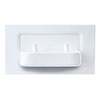 Proofvision Oral-B In Wall Electric Toothbrush Twin Charger - White Plastic profile small image view 1