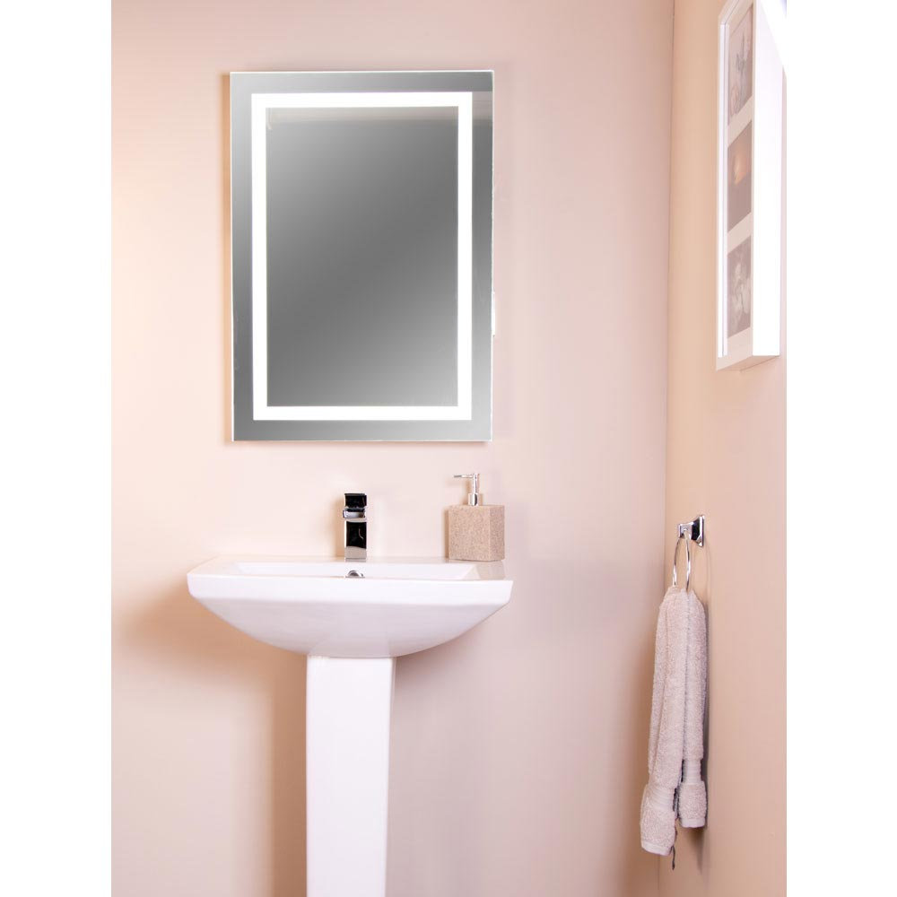 ProofVision Bluetooth Bathroom Music Mirror - PV38-BT Profile Large Image