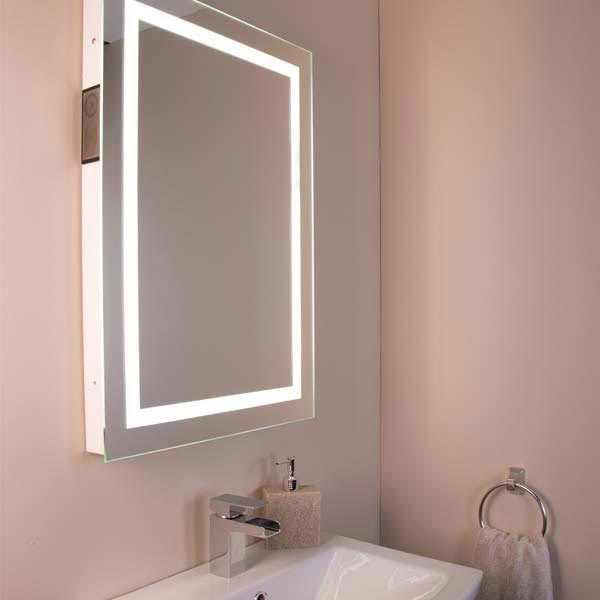 ProofVision Bluetooth Bathroom Music Mirror