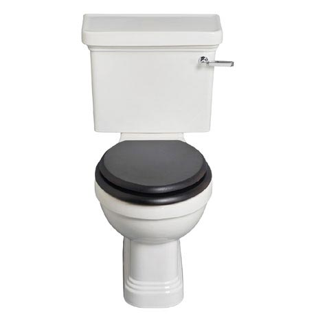 Heritage Wynwood Close Coupled Standard Height WC & Cistern - Various Lever Options