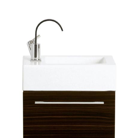 Heritage - Zaar 1TH 485mm Slab Basin