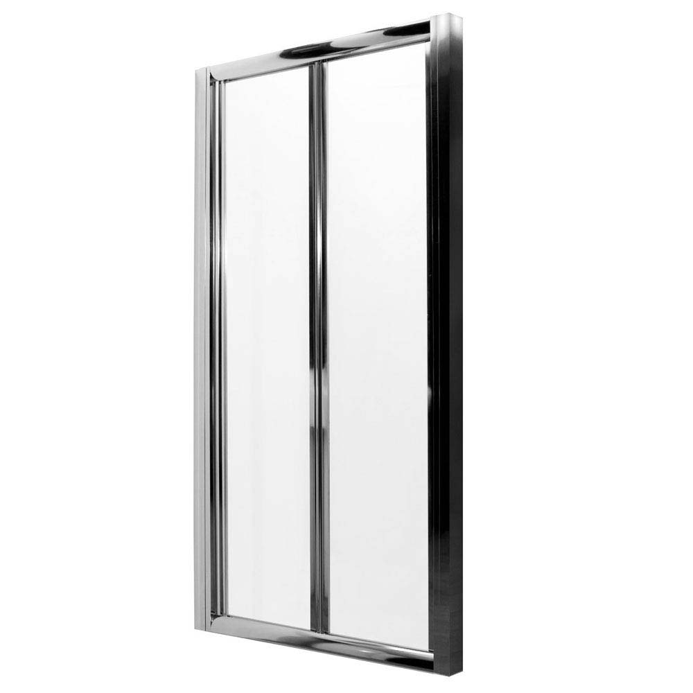 Pacific Bi-Fold Shower Door - Various Size Options  Profile Large Image