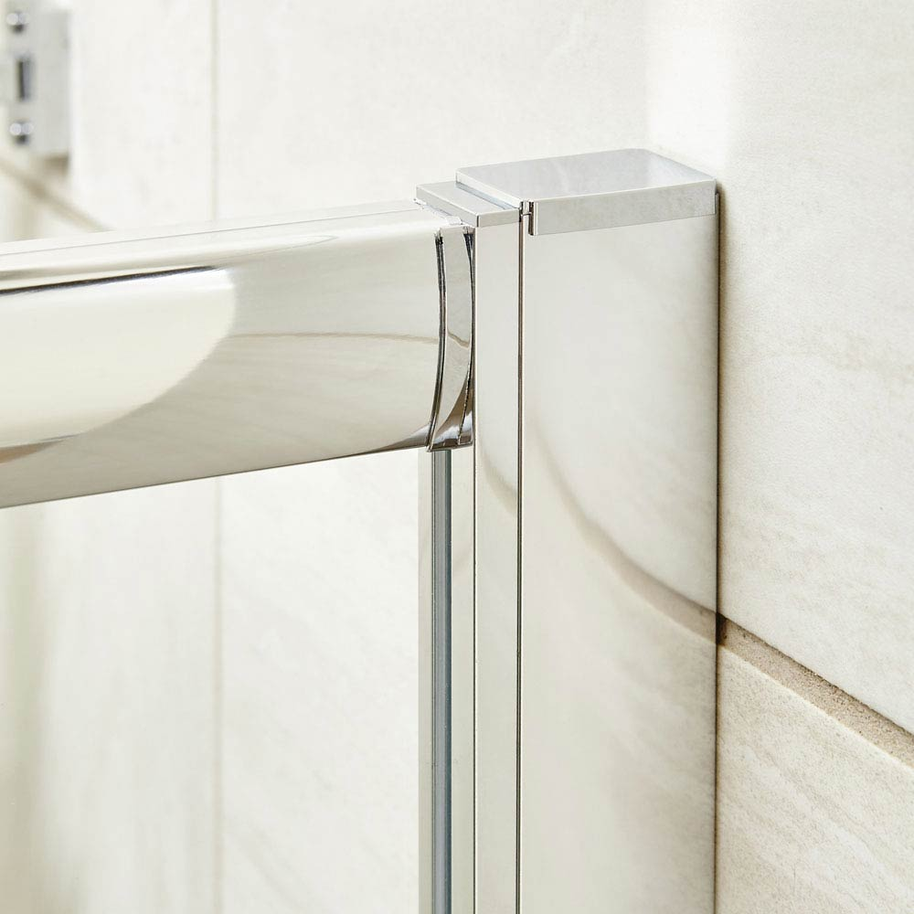 Pacific Double Sliding Shower Door - Various Sizes profile large image view 2