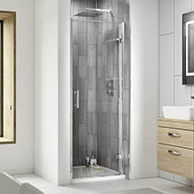 Pacific Hinged Shower Door - Various Sizes Medium Image