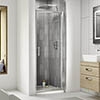 Premier Pacific Pivot Shower Door profile small image view 1