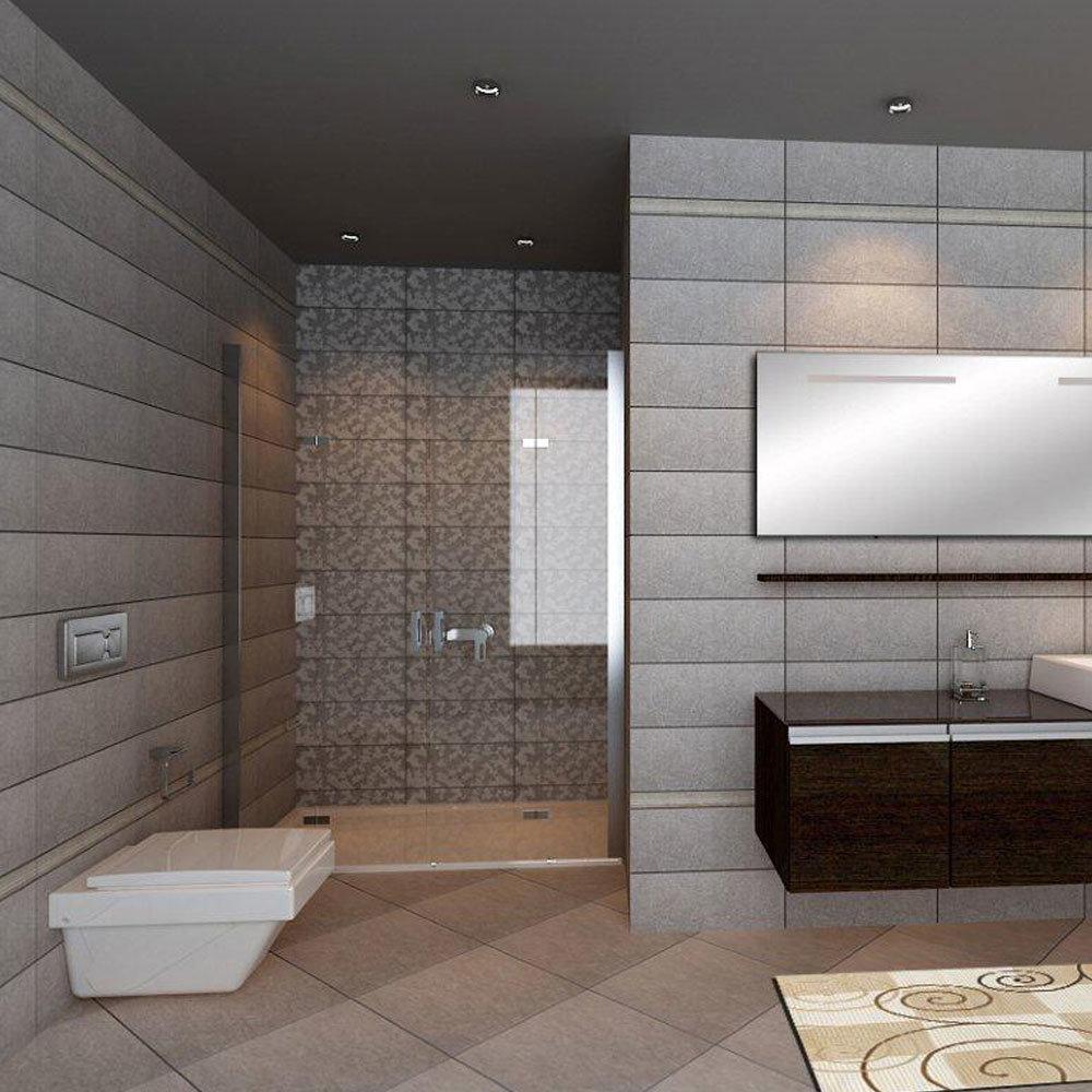 Pacific Stone Cream Floor Tiles Profile Large Image