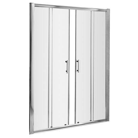 Pacific Double Sliding Shower Door - Various Sizes